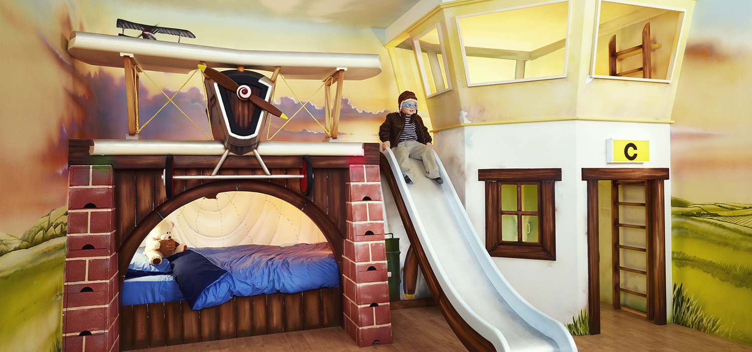 Luxury Playhouses Themed Architecture Interiors Furniture