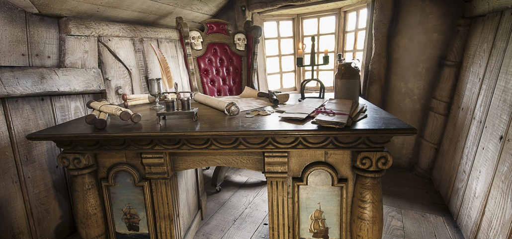 Awesome Challis Island Planning Permission And Pirate Furniture