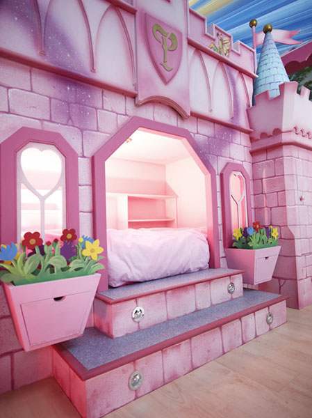 princess dreams luxury handmade girl 39 s bedroom and furniture