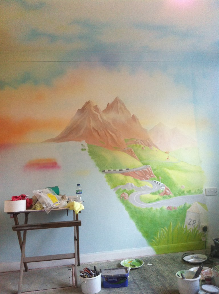 Bespoke Children's Bedroom