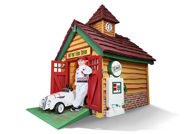 Car Playhouse