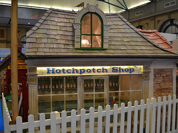 Hotchpotch luxury bespoke playhouse