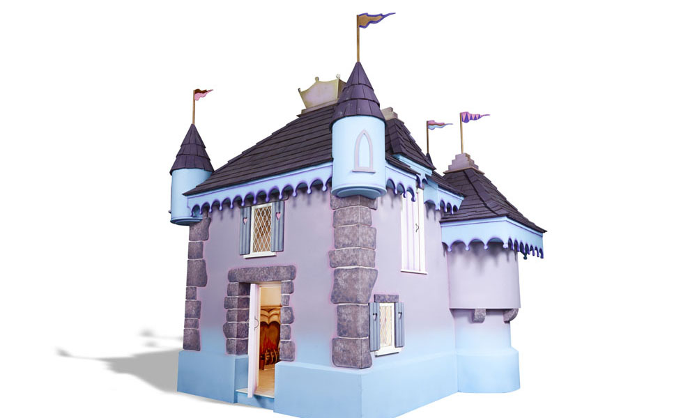 Playhouse Outdoor Paint