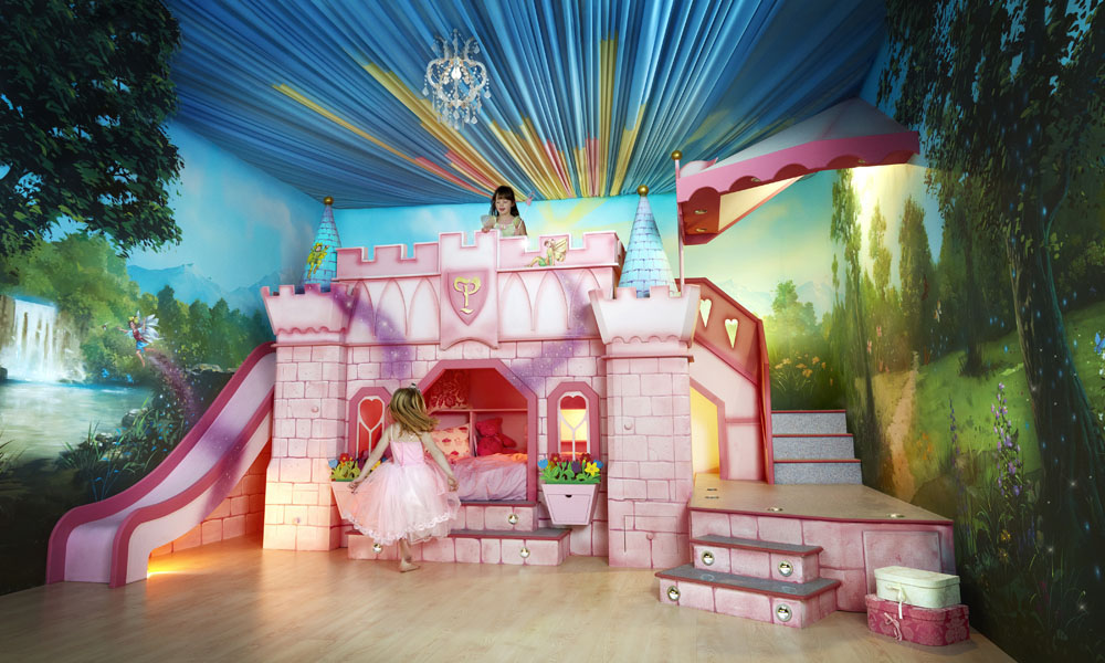 Princess Dreams Luxury Handmade Girl S Bedroom And Furniture